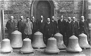The bells and ringers