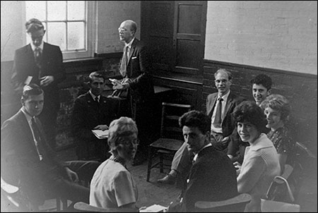 Bible Class Discussion Group 1963