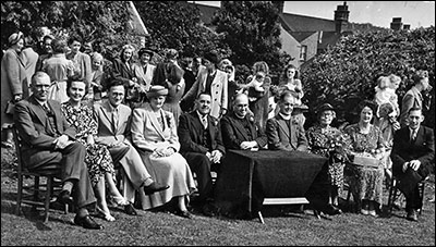 VIP's at the Garden Fete c1949