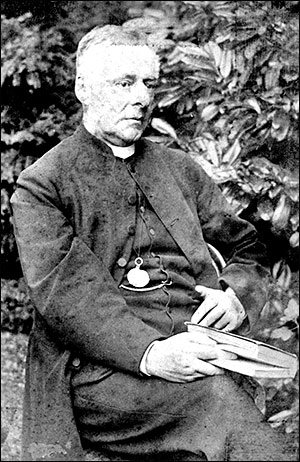 Francis Browne Newman, Rector 1872-1895