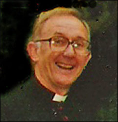 Canon Roger George Knight - Rector 1999 - 2003