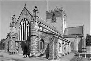 St Asaph Cathedral, where John Owen became Bishop
