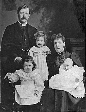 The Jacques family c1900.