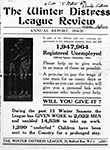 Click to read the Winter Distress League Review for 1934-5