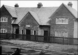 Burton Latimer Police Station in Finedon Road