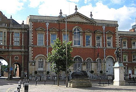 Aylesbury Courthouse