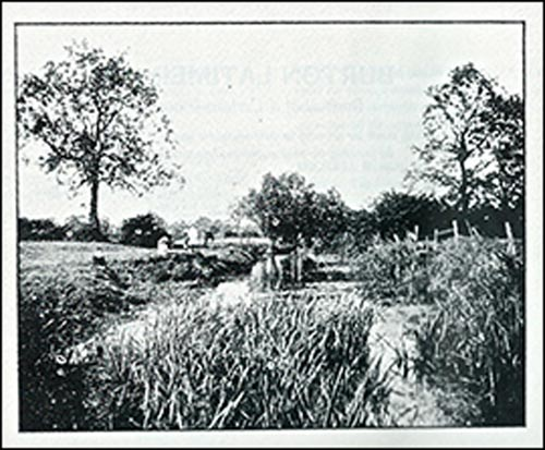 Picture of the Ise Brook