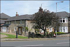 Osborne House, the town surgery from c1916 until 1970