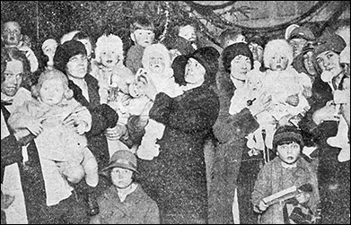 1931 Infant Welfare party