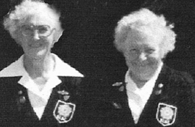 Nurses Atkinson and Punyer