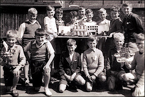 Council Junior School Crafts Group c1956