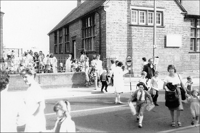 "East Lea St Mary's School - ""Home Time"" 1985"