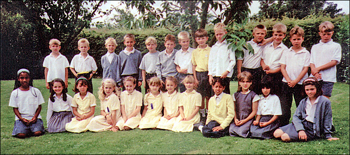 Meadowside Junior School Meadowside School - Miss Park's Class : 1991-2