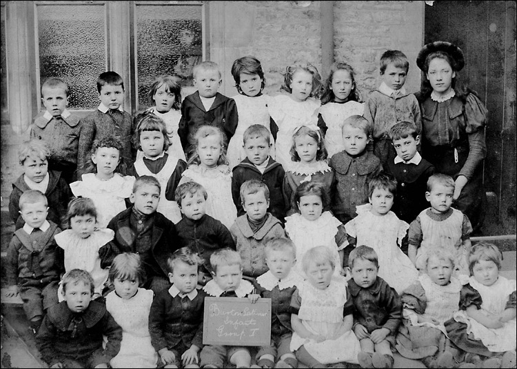 St Marys Church Infants School c1900