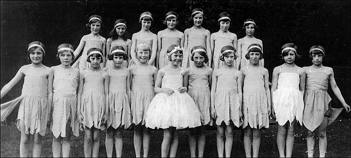 "St Mary's School Concert - ""Tangles"" - 1932"