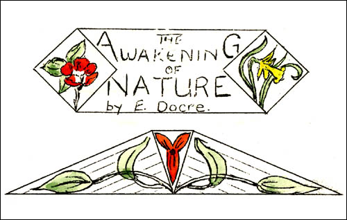 "Accompanying Illustrations to ""The Awakening of Nature"" - Issue 19"