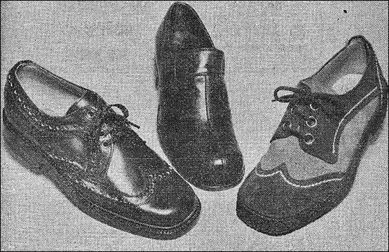 Examples of shoes