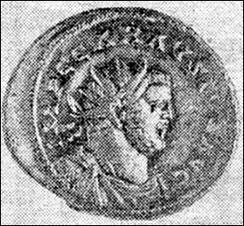 Allectus, who was responsible for the murder of Carausius
