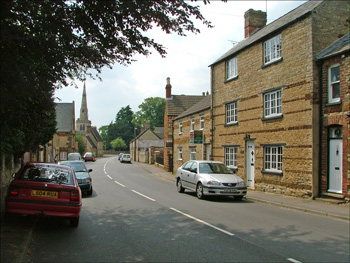 Houses in Church Street 2005