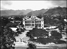 The Iolani Palace in the 1890s