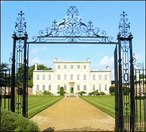 Harrowden Hall - Click to go to its site