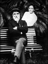 Kaiulani and her father Archibald Cleghorn