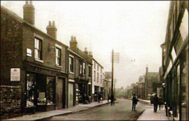 The Post Office, High Street, Dacre's