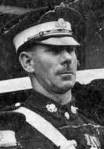 Herbert Long in Uniform
