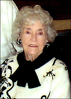 Photograph of Joan Holmes 2006