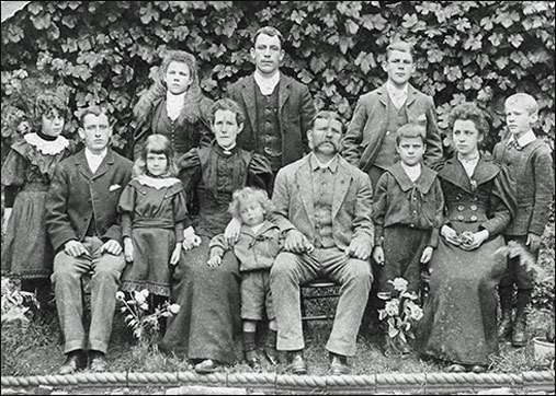 Charles and Susun Miller's family