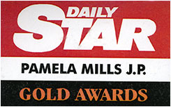 Picture of Star Award Badge