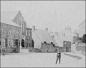 Amblers Cottage in 1910