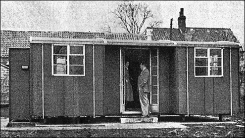 THE Latimer Mobile Home as designed by Mr B B Lewis
