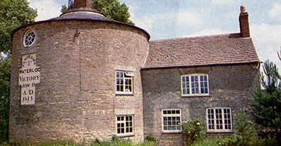 Photograph of the Round House