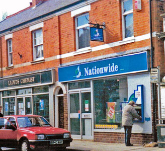 Nationwide Building Society 1995