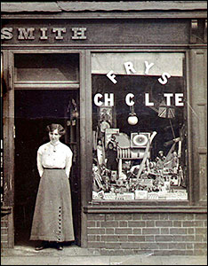 Mabel Smith at 101 High Street.