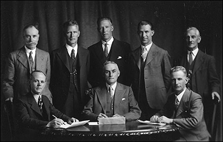 Management Committee 1936