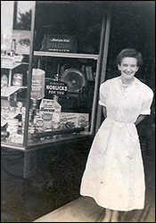Joyce of Miller's shop