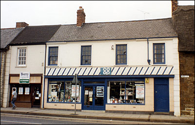 The 'new' Co-op store in 1989.
