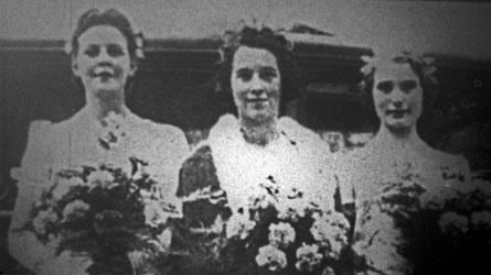 Mary Bugby, Margaret Giles and Brenda Whiteman