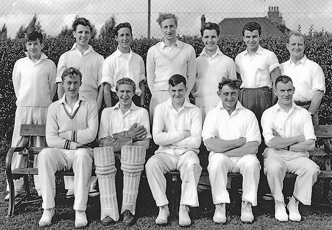 Burton Latimer Youth Cricket Team c1953