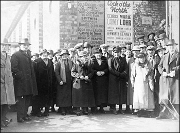 1930 photo of a gathering showing all denominations together
