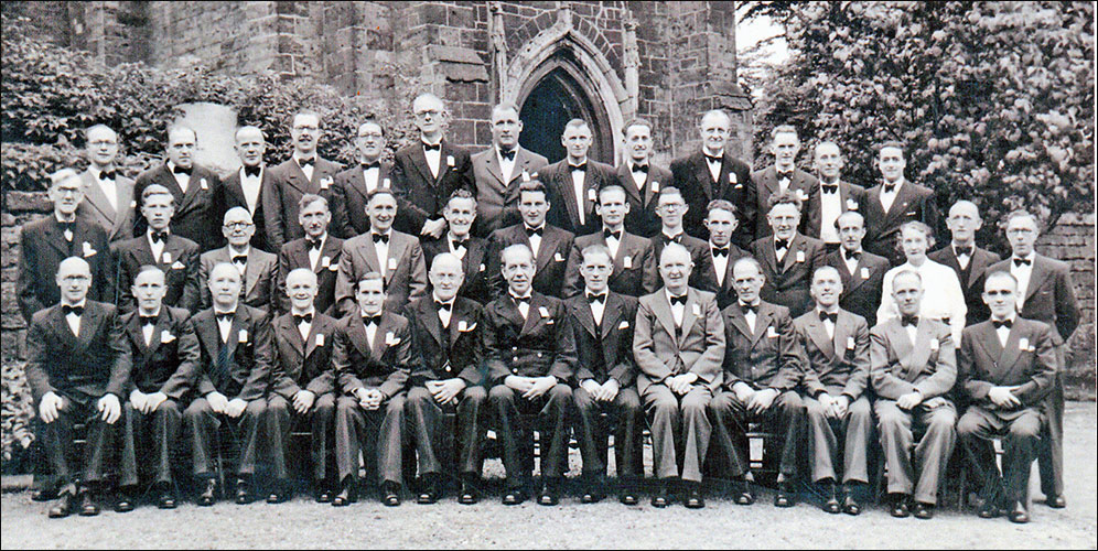 Burton Latimer Male Voice Choir 1951