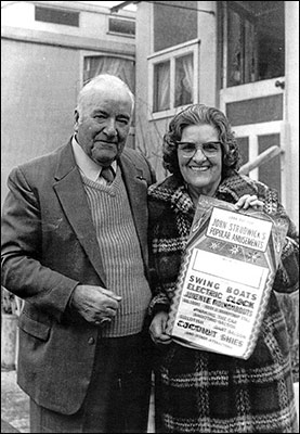John and Mabel Strudwick - 1970s