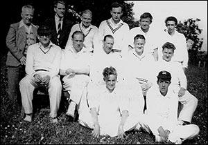 Photo of Burton Latimer Cricketers - Late 1950s