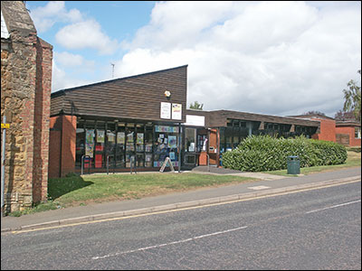Photograph of Library and Information Centre