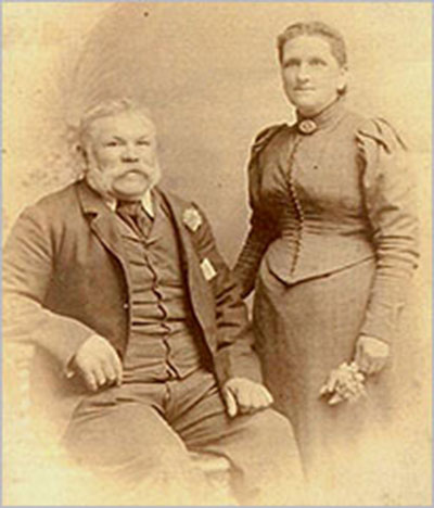 Edward and Mary Ann Miller